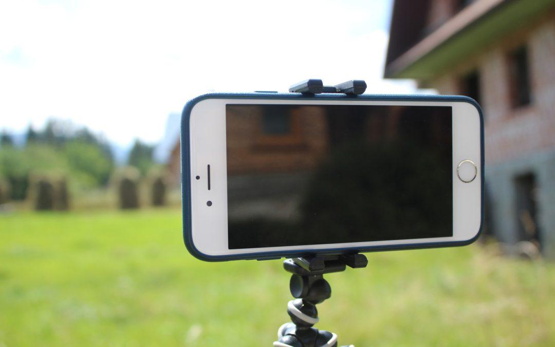 Vilken utrustning behöver du för att börja filma.